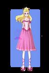 Princesa Ciruela by cristalaguamarina