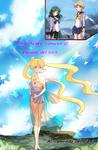 Messiah -Sailor Moon by cristalaguamarina