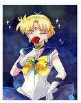 Sailor Uranus by cristalaguamarina