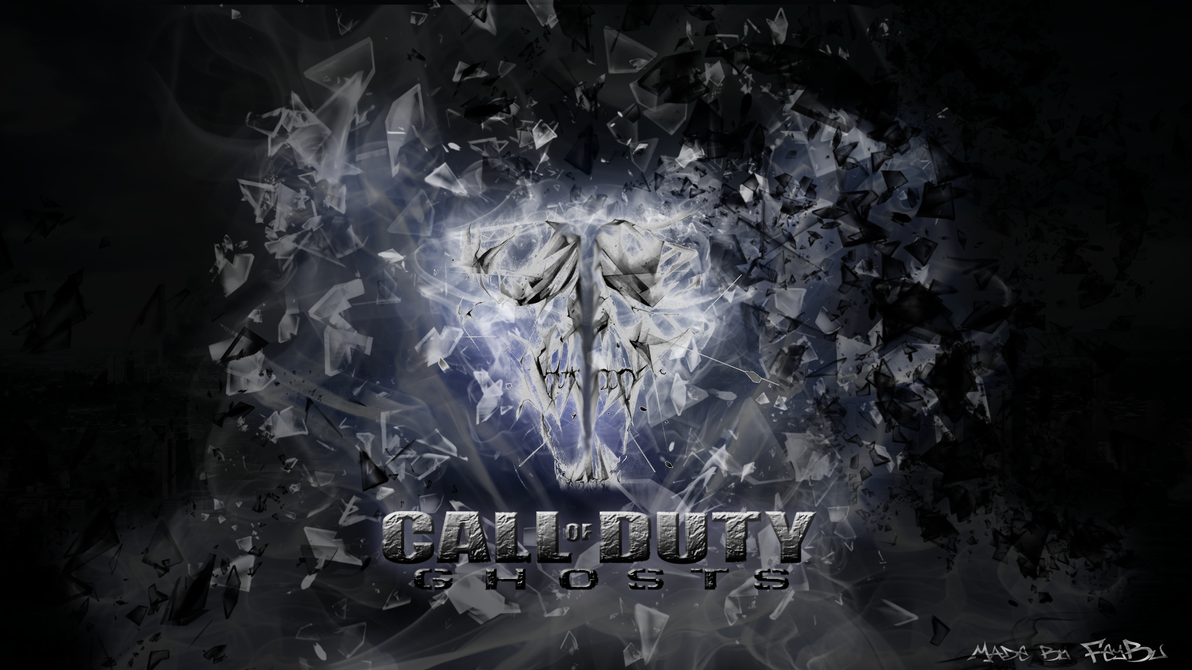 Call Of Duty Ghosts Fan Art Wallpaper By Feybu By Mrfeybu On Deviantart