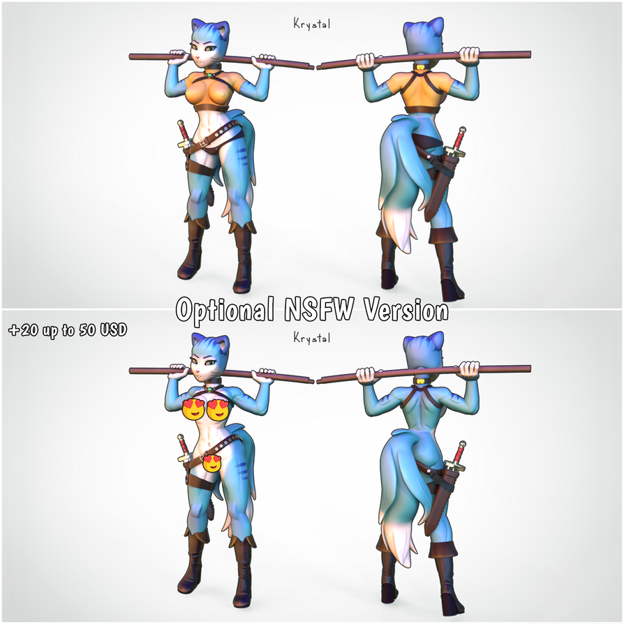 Pack basic 3d 2v2 by lupus-lup