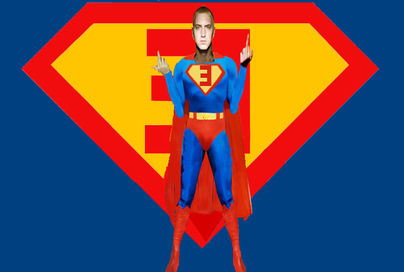 Online, new song, listen, artist, album, top, player, youtube, playlist, concert, world tour, eminem - superman
