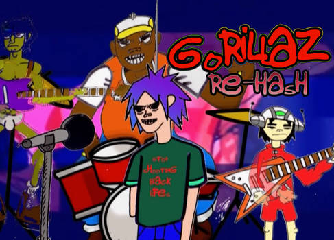 RE-HASH title card