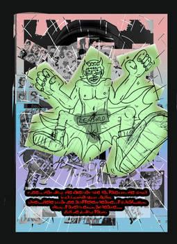 Bong-gorillaz Comic  5