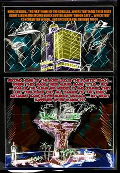 Bong-gorillaz Comic  1