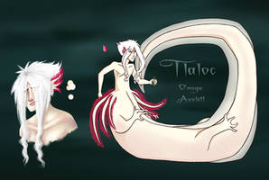 Tlaloc by Scissorsmith