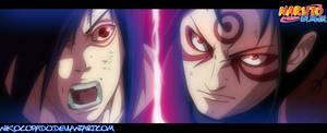 Naruto 621 - Madara Uchiha Vs Hashirama Senju