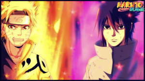 Naruto Bijuu Sage And Sasuke - Manga 650