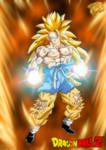 Goku Gt - Ssj3 [Color ]