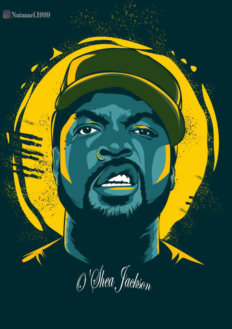 Ice Cube - Rustic Style