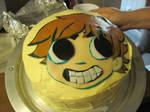 Scott Pilgrim Cake
