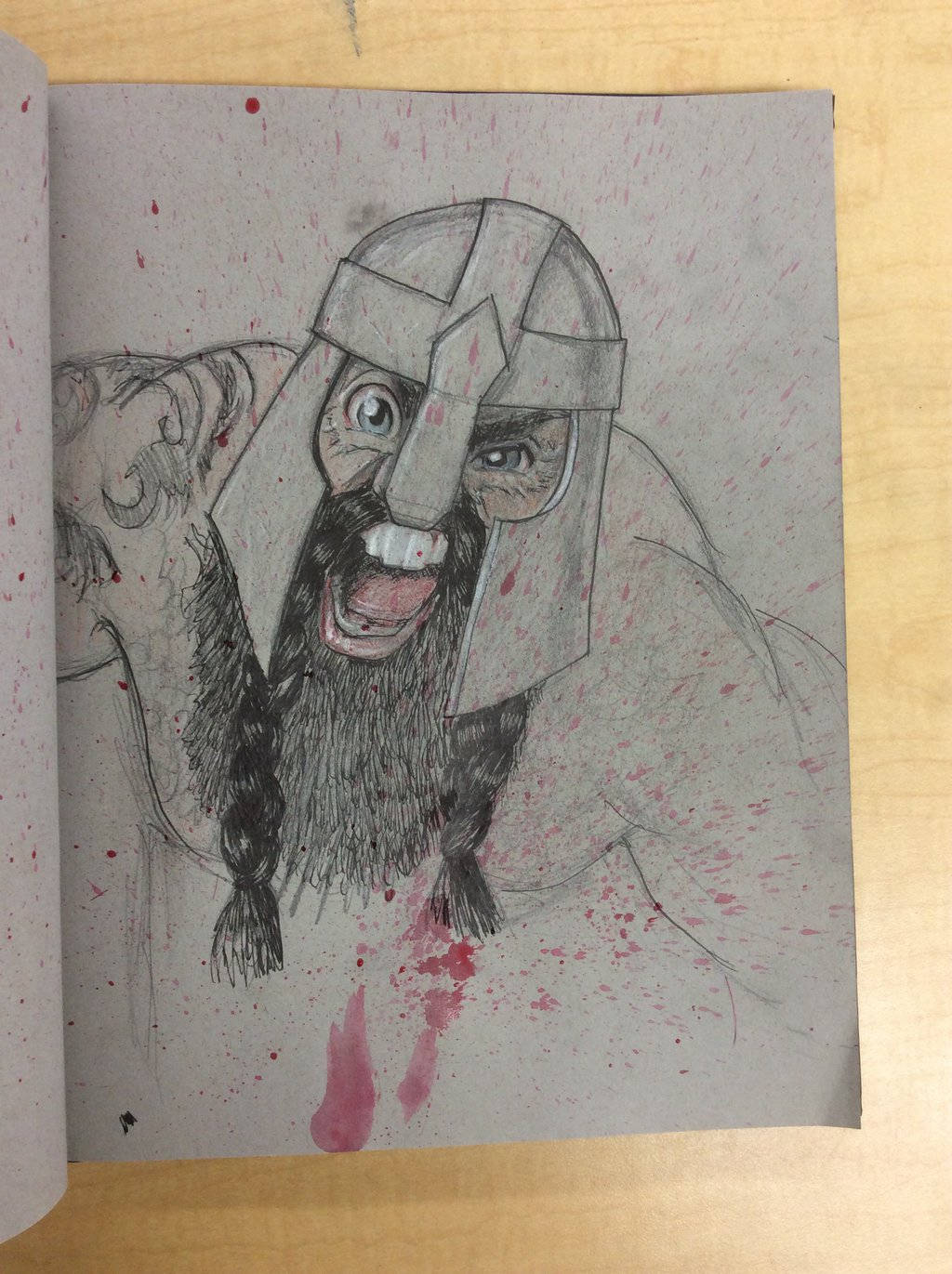RGD Viking for phillwelsh  by charlando