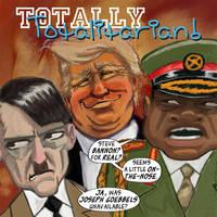 Totally Totalitarian #9