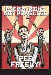 Urinetown Pee Freely