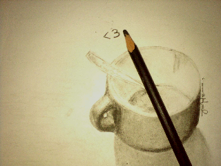A Cup of Happiness by iDrianmark
