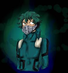 I am Deku Izuku Midoriya