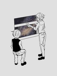 Galactic by de-mise