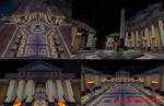 Minecraft- Roman Forum