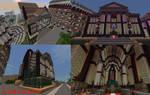 Minecraft- Roman Great Library