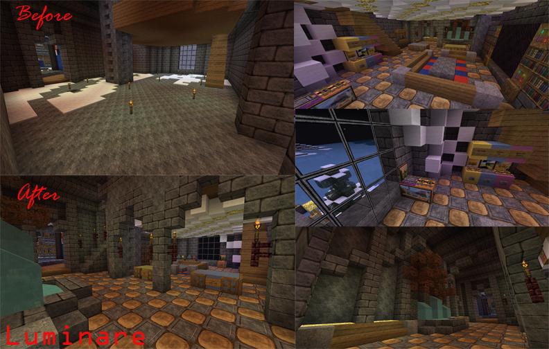 Minecraft Game Room Design By XLuminareX On DeviantArt - Minecraft minecraft spiele