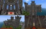 Minecraft- York Minster Cathedral