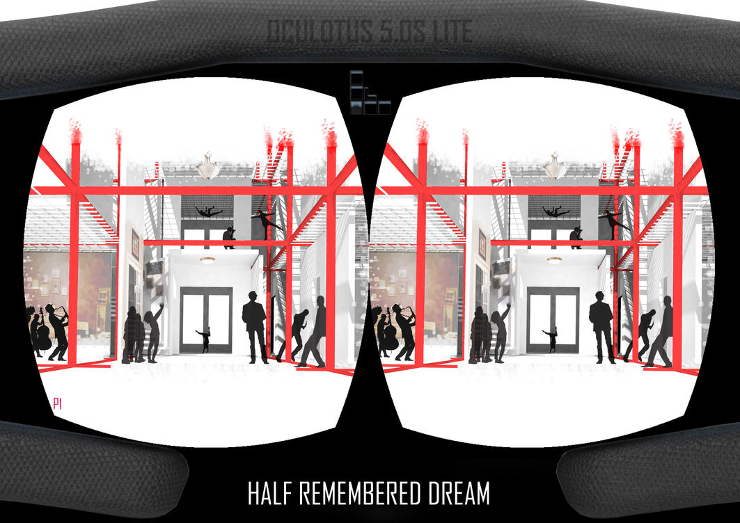 Half Remembered Dream - Layout 1 by X-Luminare-X