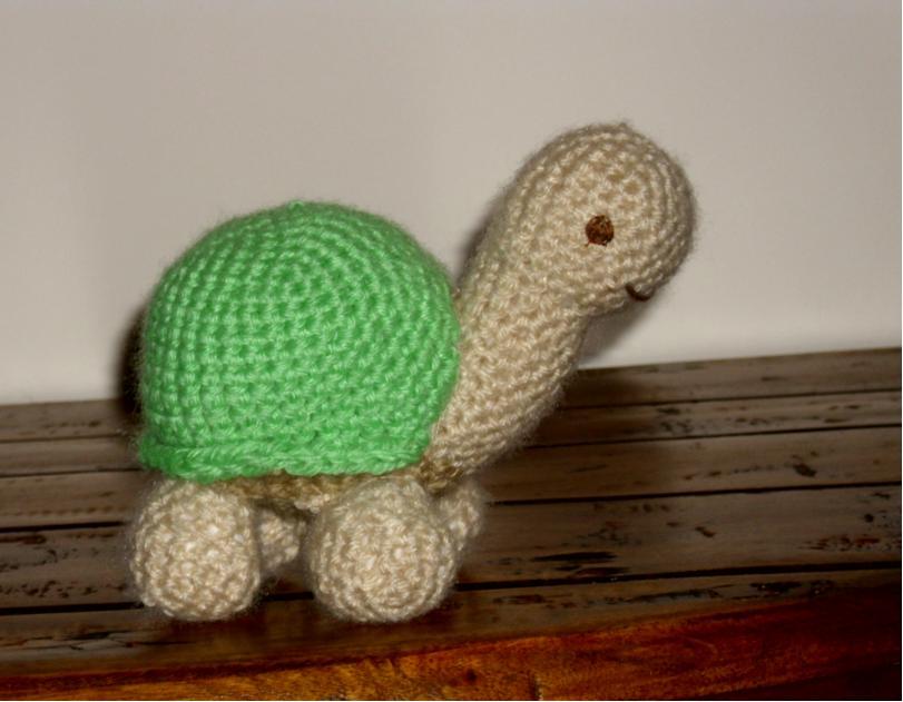 Amigurumi Tortoise by AppleGrayWolf on deviantART