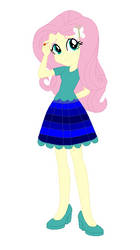 Choose Fluttershy's Outfit - Outfit 14
