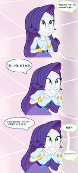 Rarity: Yes Darling!. Yes!