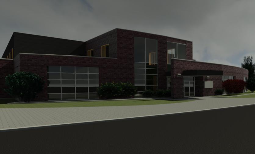 H building extirior view by havicAP28