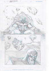 Thanos Sample page 1 by eugenecommodore