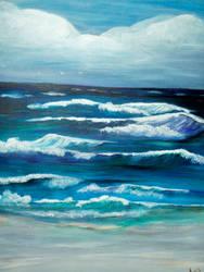 Ocean by Amadeb
