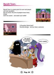 Shantae: Bandit Town 1 by soma011