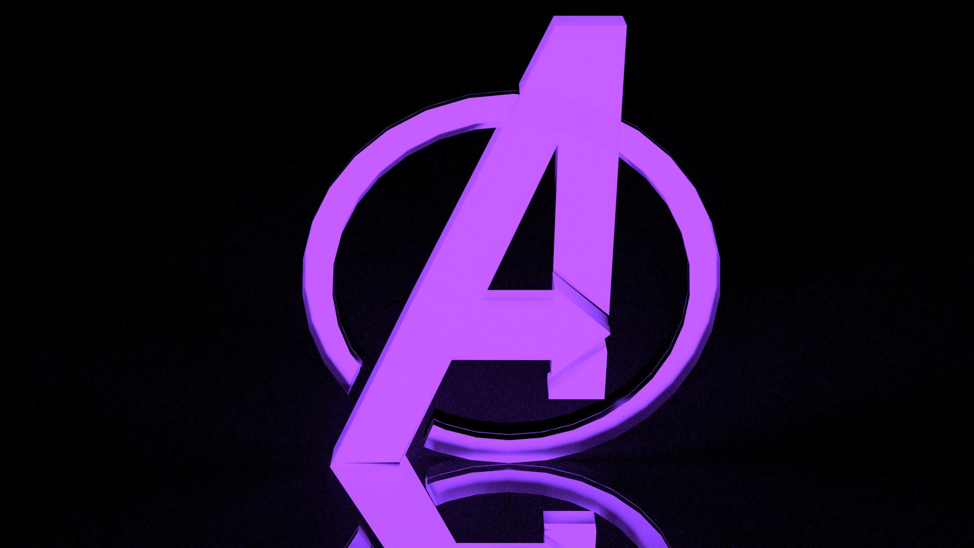 Avengers hawkeye logo