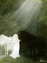 Unicorn Union by AramShadow