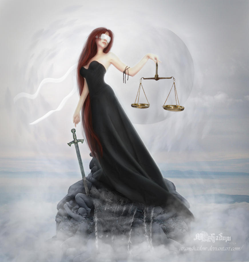 Justice By AramShadow On DeviantArt