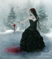 Bloody Apple by AramShadow