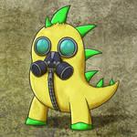 Pokemon Uranium speed-painting : Hazma