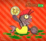 Splatoon 2 fanart - Salmon Run the game