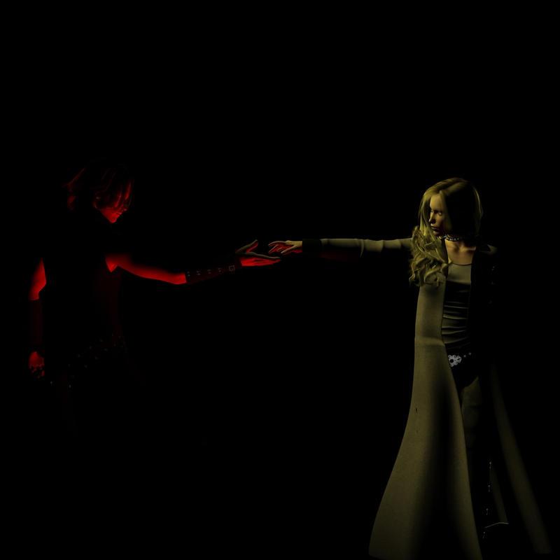 Light and Shadow by LadyRavenlocke