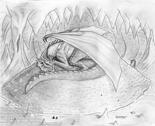 Let Sleeping Dragons Lie by Liamythesh
