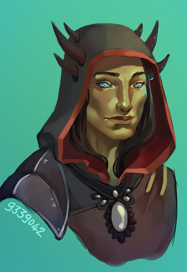 Melkor by Nomimo
