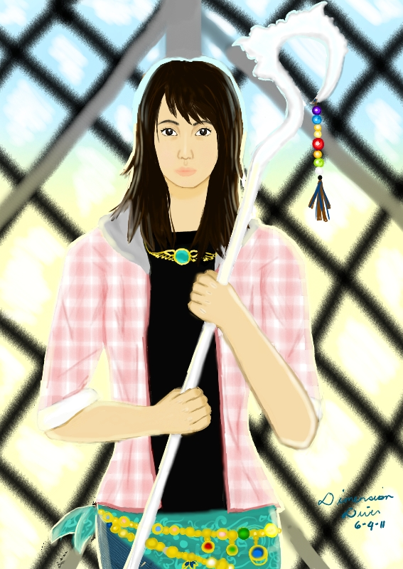 Kane Chronicles OC by DimensionDiver on DeviantArt