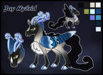 Jay Hybrid Adopt | AUCTION: OPEN by LaBelleAnni