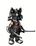 Jake Wolfe - Ninja Wolf FormII by J-Wolfe15