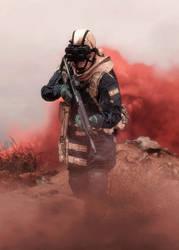 Desert Operator by WlNDFURY