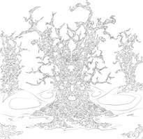 PsyTree Sketch Full size