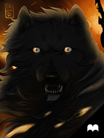 Leader of Wolfsbane by IronclawsAndPaws