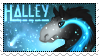 Halley Stamp by WiIdpaws