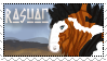 Rasuar Stamp by IronclawsAndPaws